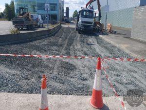 SMA Tarmac Carpark in Eastlink Business Park, Limerick