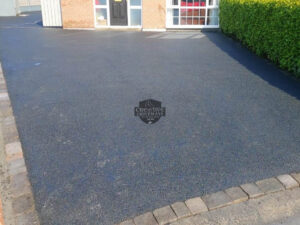 Tarmac Driveway with a Brick Border in Shannon, Co. Clare