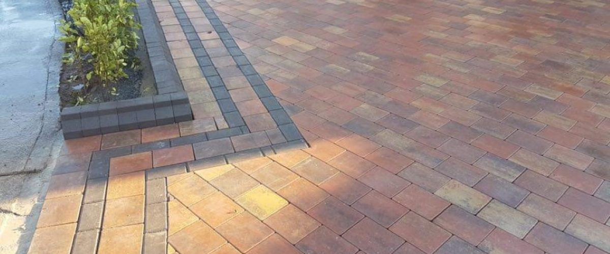 New Paved Driveway in Limerick