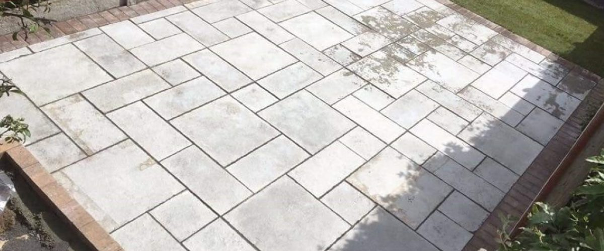 Patio Installers in County Kildare
