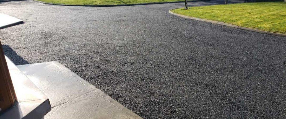 Tarmac Driveway Installation in County Kildare