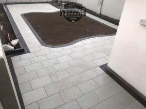 New Patio Installation in Kildare