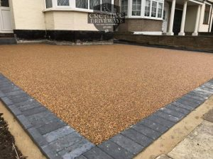 Resin Bound Installed in Kildare