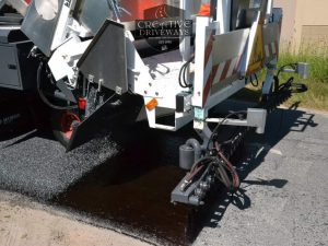Tar and Chip Installation in Kildare