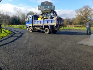 Tarmac Driveways Limerick