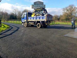 Tarmac Driveway Laid By Creative Driveways in Kildare